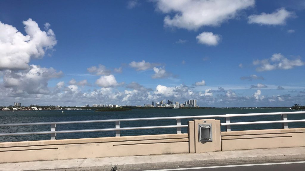 view of Miami Florida