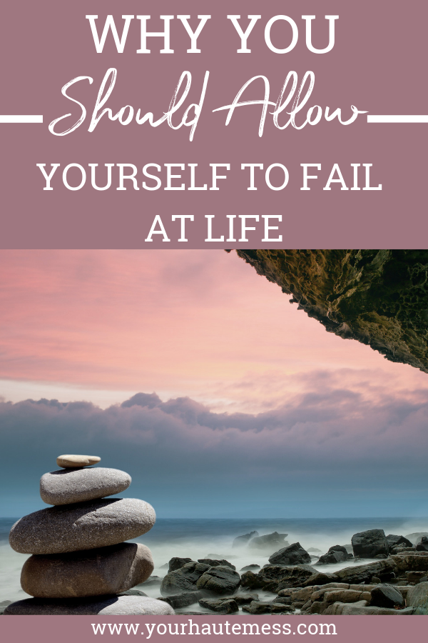 We all fail at some point in life. To fail at life isn't bad. It's an experience you'll never forget. You'll learn so much about yourself you never knew! #motivation #failure #success #positivegoals