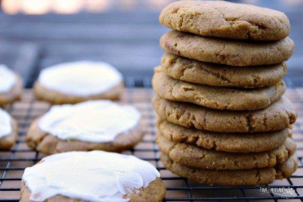 Pumpkin Spice Cookies – Gluten Free and Vegan