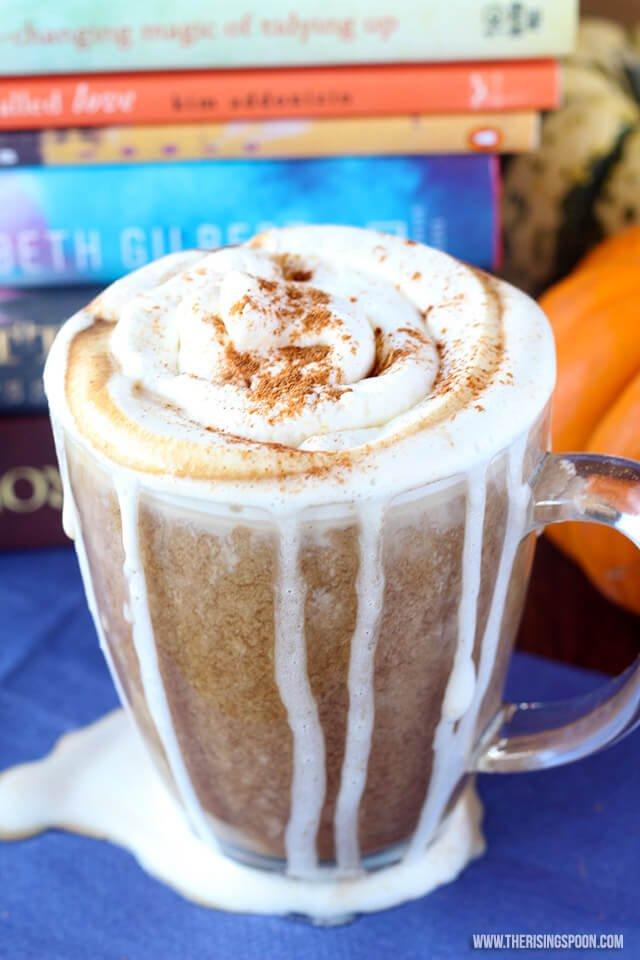 Best Homemade Pumpkin Spice Latte Recipe (Better Than Starbucks)
